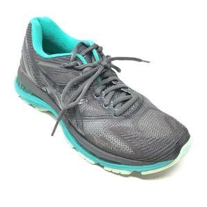 Women's Asics Gel-Nimbus 19 Running Sneakers Sz 8M